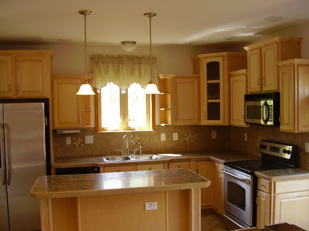 Ideal Staggered Kitchen Cabinets Heights - HOUSE STYLE DESIGN