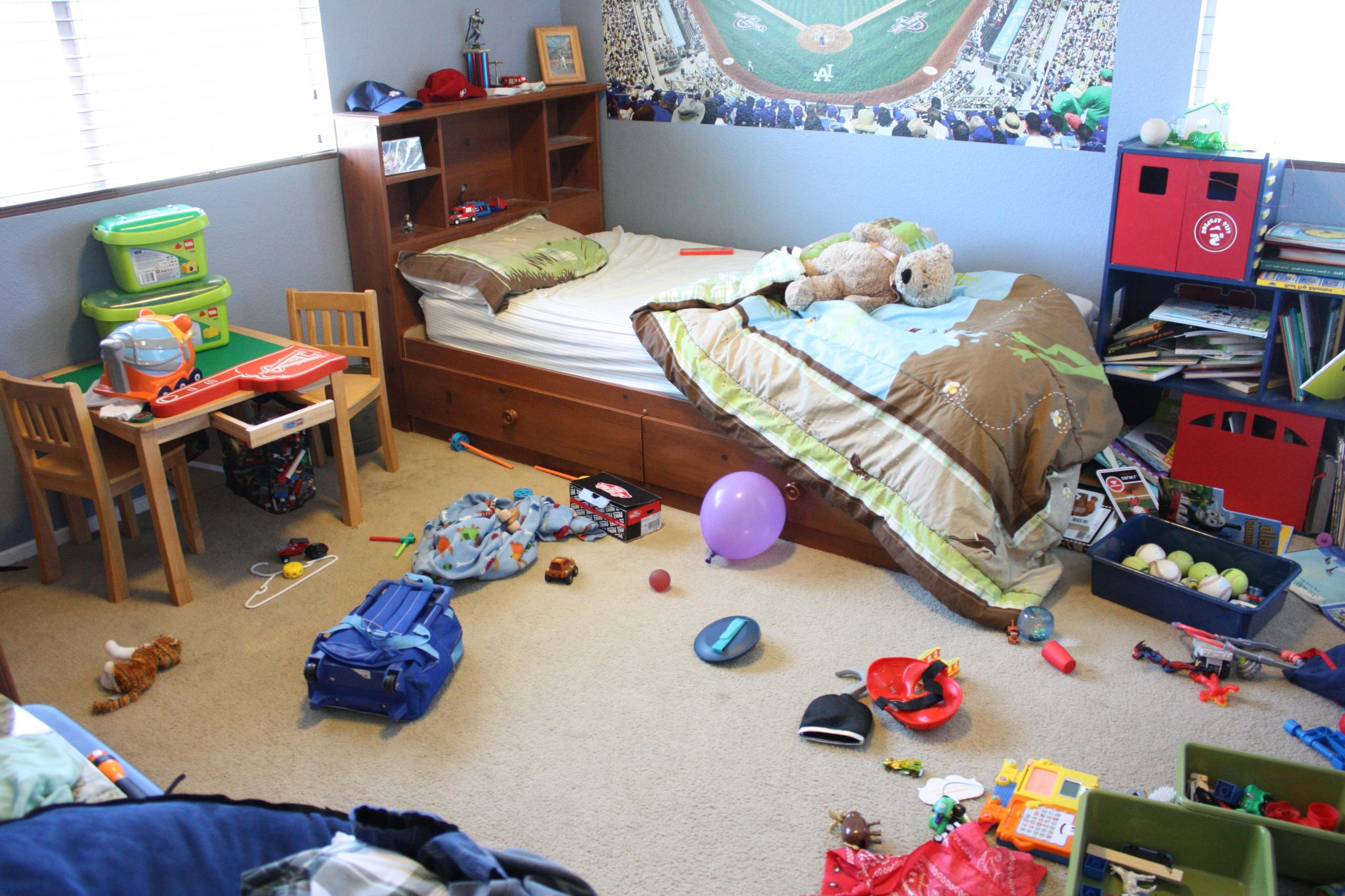 how to clean and organize a messy room house style design