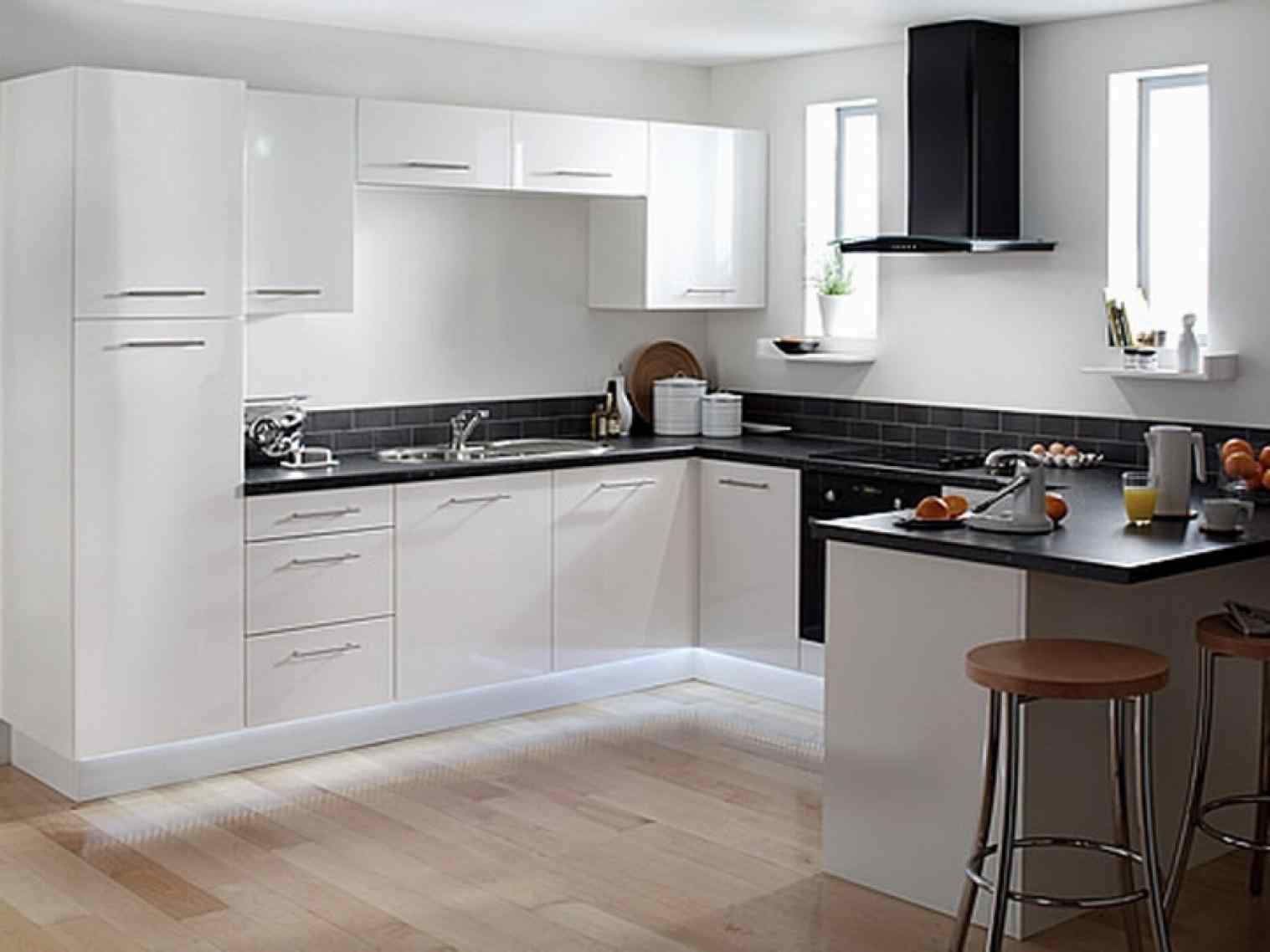What Color Granite Goes With Off White Cabinets HOUSE ...